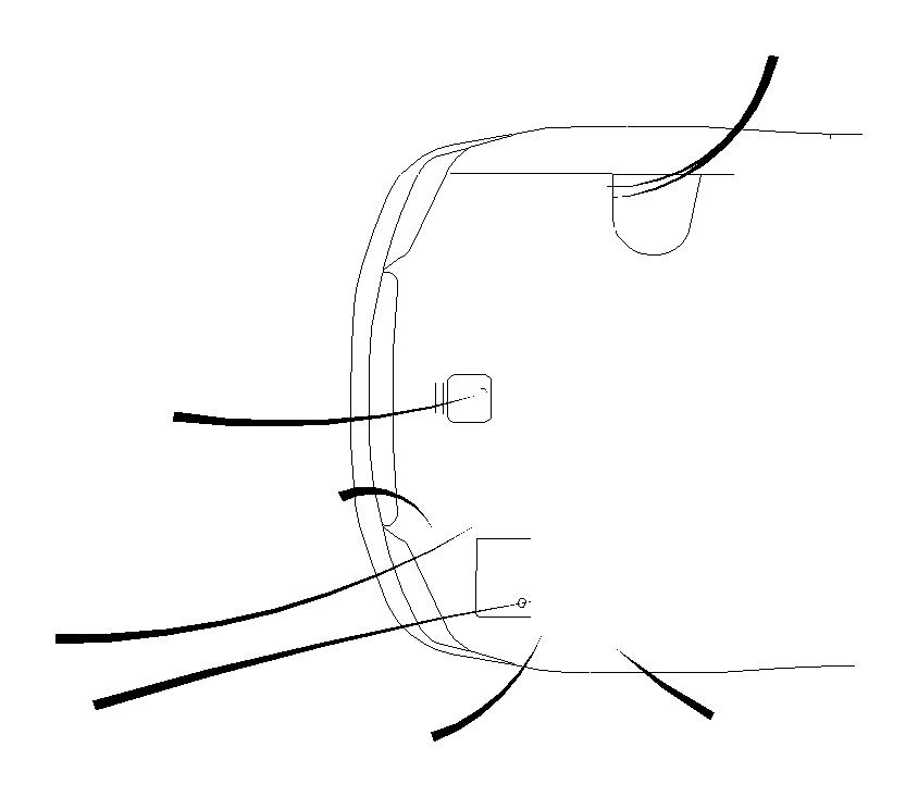 Subaru Legacy Harnessfront Opc86    Wiring     main